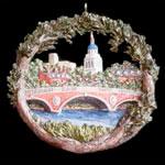 Cambridge AmeriScape Ornament