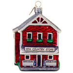 Country Store Ornament